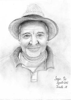 Sergio sincero, pane al pane.... Produttore di vino. Pane