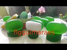 Como Fazer Sabonete Caseiro Tipo Phebo Brasil - YouTube