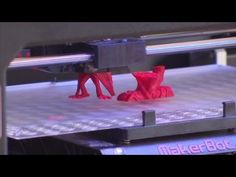 CNN's Laurie Segall explains what printing is and why it matters. 3d Printing Business, 3d Printing Service, 3d Projects, Projects To Try, 3d Printed Objects, Story Video, 3d Artist, Great Videos, Archaeology