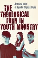 The Theological Turn in Youth Ministry by Andrew Root & Kenda Creasy Dean: 2012 Christianity Today Book Award of Merit winner Young Adult Ministry, Youth Ministry, Ministry Ideas, Youth Leader, Christian World, Aleta, New Books, Christianity, Author
