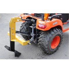 Subsoiler Plow Potato Plow Kubota Orange HRACS-O Middle Buster Plow Ripper
