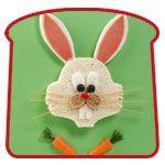 Bunny Sandwhich.