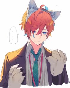 Read from the story Recehan Hypmic! Anime Oc, Anime Neko, Happy Tree Friends, Hot Anime Boy, Cute Anime Guys, Neko Boy, Estilo Anime, Anime People, Manga Boy