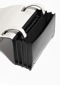 & Other Stories   Pleated Shoulder Bag