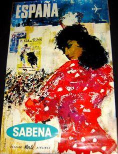 Spain - Sabena