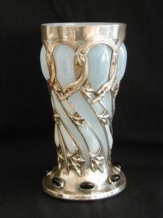 René Lalique vase.