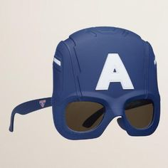 448f6369efc1 One of my favorite discoveries at WorldMarket.com  Captain America  Sun-Stache Sunglasses