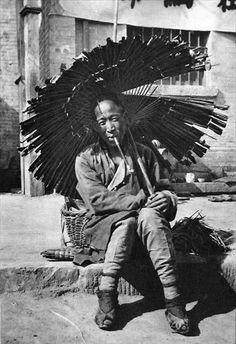 贩卖大蒜者    北京 • 1920年代