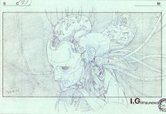 genga ghost_in_the_shell ghost_in_the_shell_series hiroyuki_okiura layout