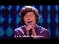 One Direction - The X Factor Final, She's the one ft Robbie Williams (Subtitulado en Español) HD