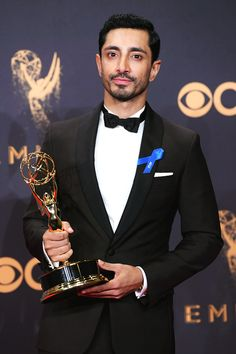 Riz Ahmed  69th Annual Primetime Emmy Awards, Los Angeles | September 17, 2017 https://mcavoys.tumblr.com/post/165462027852/riz-ahmed-69th-annual-primetime-emmy-awards-los