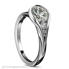 Dear future husband, This is the ring. Simply beautiful!