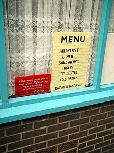 Classic Cafes: Redchurch St E2 Special #5