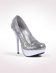 BAMBOO ® Sequined Platform Pumps  $49.99         http://www.dressbarn.com/detail/bamboo--sequined-platform-pumps/101002295/153