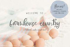 Farmhouse Country Ru
