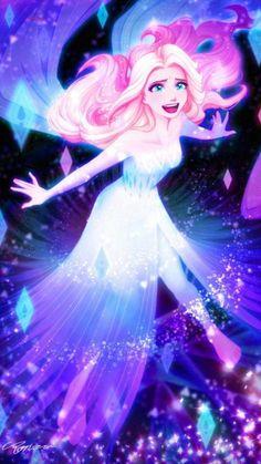 Frozen 2 Anna Elsa Adult and Kids Cosplay Costumes Disney Princess Drawings, Disney Princess Art, Disney Princess Pictures, Disney Drawings, Disney Pictures, Frozen Drawings, Drawing Disney, Princesa Disney Frozen, Disney Frozen Elsa