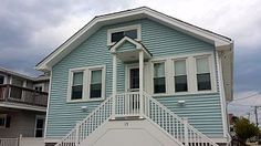 Located in the center of Ocean City, this beautiful bungalow is one block from the bay and six blocks from the boardwalk and beach. From our house, on the corner of 14th and Simpson, you can walk to everything - the bay, the beach, the boardwalk, restaurants, surf shops, gift shops, and plenty more. Our house is conveniently located for experiencing A Night in Venice in July and the sunset on the bay throughout the summer.