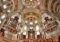 Salzburg Cathedral by Pajunen on DeviantArt