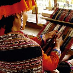 This is our inspiration: the sophisticated harmony of two worlds - selected designs and colours that reflect modern trends; and a rich ancient heritage.    #peru #travel #traditions #history #textiles #ancientheritage #colours #andeanheritage #solalpaca