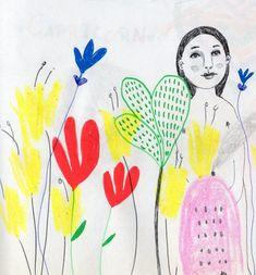 Illustration. Bolígrafo, rotuladores, lápices de colores y ceras. Illustration, Accessories, Indian Illustration, Illustrations, Colors, Jewelry Accessories
