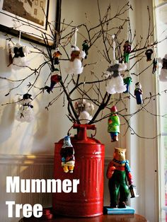 Mummer Tree 12 Days Of Christmas, Diy Christmas, Christmas Ornaments, Throw Pillow Cases, Throw Pillows, Newfoundland And Labrador, Songs To Sing, The Rock, Wind Chimes
