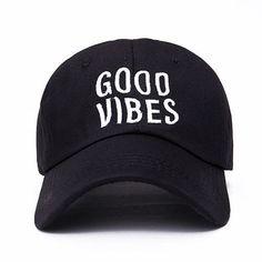 112c1e6d Good Vibes Dad Hat Unif, Hats For Men, Baseball Cap, Tumblr Caps,