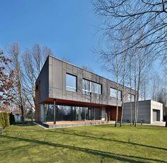 Beczak / Beczak / Architekci - SIO House One in Konstancin-Jeziorna
