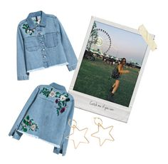 """""""Coachella Inspired #1"""" by edgeofmywishes on Polyvore featuring H&M"""