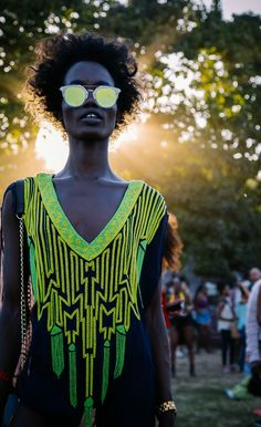 BLACK FASHION - ikeslimster: AFRO PUNK 016 // DAY 1.PHOTO...