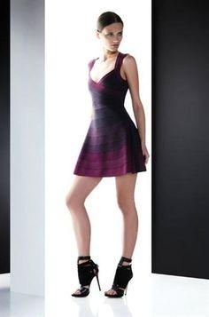 Vestidos Cortos de Moda 2012,