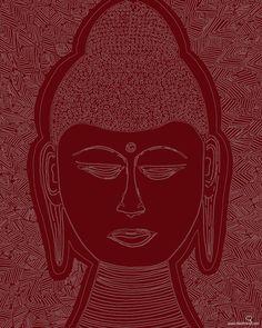 bluishmuse: Buddha