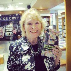 My Mum finds my book in Toronto! #nbnbook
