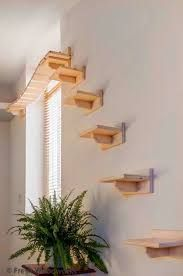 The Cats Adventure Bridge will give your cat a lot of fun. My cat loves to lie o… The Cats Adventure Bridge will give your cat a lot of fun. My cat loves to lie on it to get some sunshine. Cats cant get enough of that. Cat Trees Diy Easy, Diy Cat Tree, Cat House Diy, Cat Playground, Cat Enclosure, Reptile Enclosure, Super Cat, Cat Room, Pet Furniture