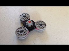 How to make a Lego fidget spinner - YouTube