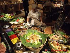 Festival Kuliner dan Budaya Khas Betawi untuk Dirgahayu Kota 'Durian' di Cinnamon (by Love Indonesia)