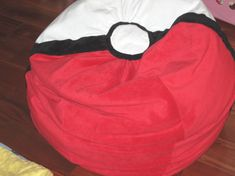 POKEMON Standard Bean Bag Chair - Add a NAME-Up To 5 yrs. Old-Canada  Shipping -Comic Con-Toy   Extra Bedding Storage 0723b26c1b38