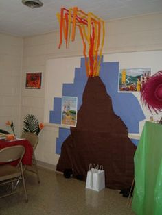 Vacation Bible School Room or any room