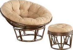 papasan chair - Google Search