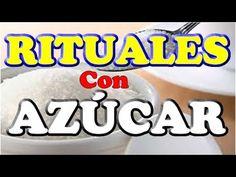 RITUALES con AZÚCAR, para el DINERO Rápido, Te enseño 4 formas de atraer DINERO, !! TRUCO sencillo ! - YouTube