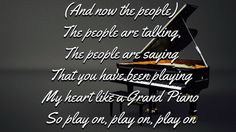Grand Piano-Nicki Minaj