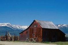 Old Barns.......