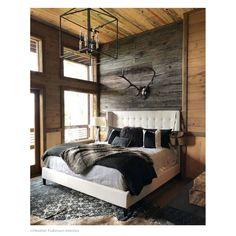 Modern Cabin Interior, Cabin Interior Design, Modern Lodge, Cabin Design, House Design, Modern Cabin Decor, Modern Rustic Bedrooms, Modern Rustic Homes, Rustic Modern Living Room