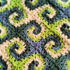 chantaladriaansen.blogspot.com - begin van granny square deken