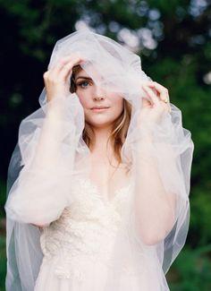 Lavender organic wedding ideas veil
