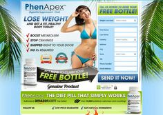 Lose Weight Fast and Healthy - Phen Apex FREE Bottle Offer