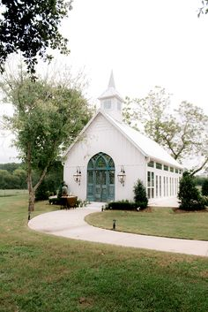 The Folmar Chapel - The Folmar Wedding and Event Venue wedding blue Chapel Wedding, Church Wedding, Dream Wedding, Wedding Chapels, Wedding Blue, Barn Wedding Venue, Crystal Wedding, Wedding Things, Perfect Wedding