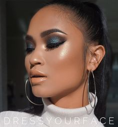 """25.7k Likes, 402 Comments - Tamanna Roashan (@dressyourface) on Instagram: """"Makeup by @dressyourface #dressyourface on the sizzling @sharinagutierrez Thank you for all the…"""""""