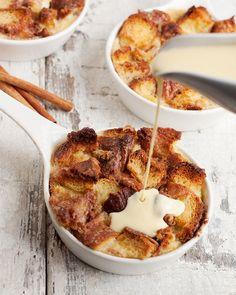 Cinnamon Crunch Bread Pudding