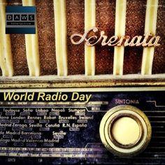 World Radio Day, #radio #worldradioday #socialmedia #marketing