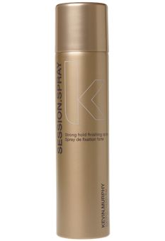"best. hairspray. EVER! ""Session spray"" by Kevin Murphy."